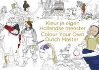 Kleur je eigen Hollandse meester/Colour your own Dutch master | auteur onbekend |