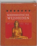 Boeddhistische wijsheden voor elke dag   W. Wray  