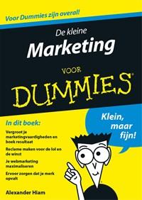 De kleine marketing voor Dummies | Alexander Hiam |