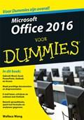 Microsoft Office 2016 voor Dummies | Wallace Wang |
