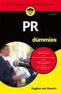 PR voor dummies | Eugène van Haaren |