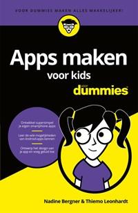 Apps maken voor kids voor Dummies | Nadine Bergner |