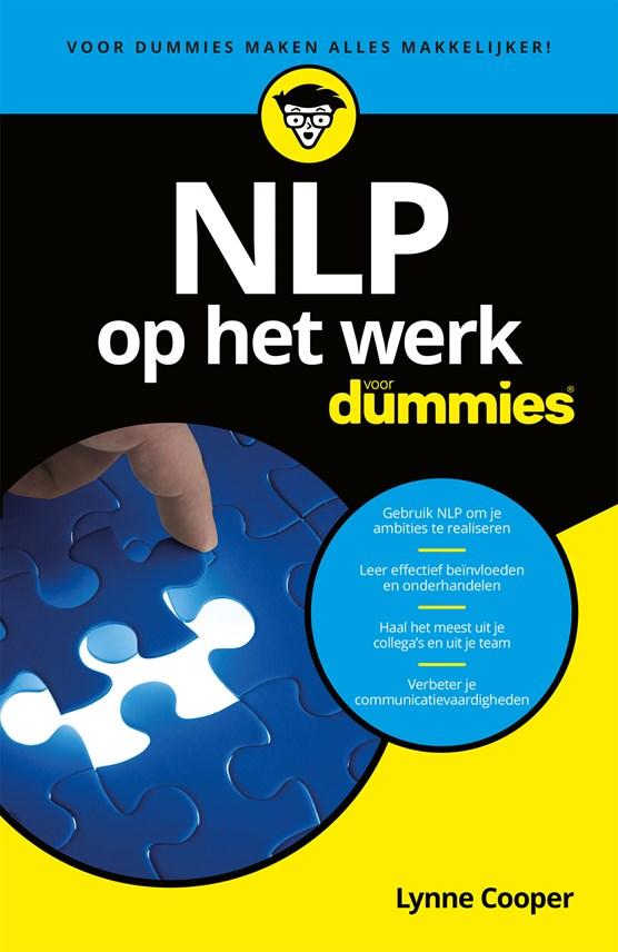 NLP op het werk voor Dummies