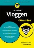 De kleine vloggen voor dummies | Gerda van Galen ; Evelien Bruins |
