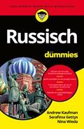 Russisch voor Dummies | Andrew Kaufman ; Serafima Gettys ; Nina Wieda |