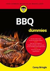 BBQ voor Dumies | Carey Bringle |
