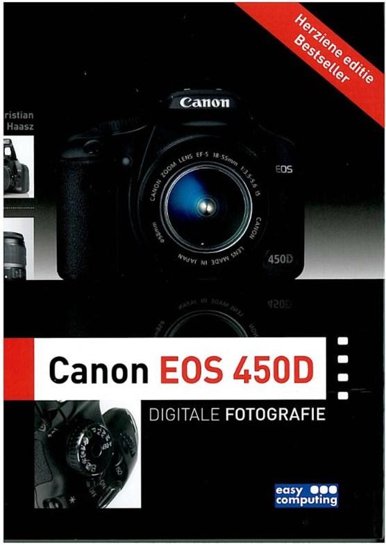 Digitale fotografie Canon EOS 450D
