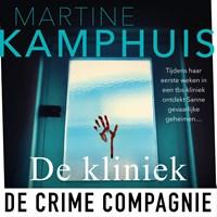 De kliniek   Martine Kamphuis  