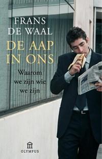 De aap in ons | Frans de Waal |