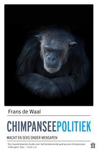 Chimpanseepolitiek | Frans de Waal |