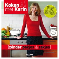 Zonder pakjes & zakjes   Karin Luiten  