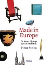 Made in Europe   Pieter Steinz   9789046819258