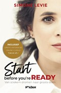 Start before you're ready | Simone Levie |