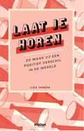 Laat je horen   Lisa Jansen  