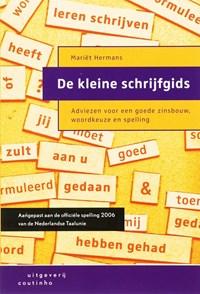 De kleine schrijfgids | Mariët Hermans |