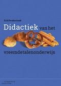 Didactiek van het vreemdetalenonderwijs | Erik Kwakernaak |