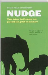 Nudge | Richard Thaler ; Cass Sunstein |