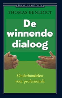 De winnende dialoog   Thomas Benedict  