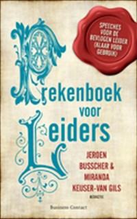 Prekenboek voor leiders | Jeroen Busscher ; Miranda Keyser |
