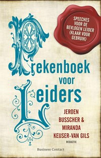 Prekenboek voor leiders | Jeroen Busscher |