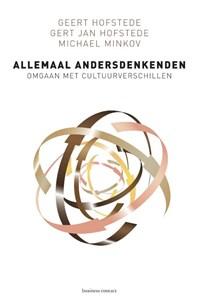 Allemaal andersdenkenden | Geert Hofstede; Gert Jan Hofstede; Michael Minkov |