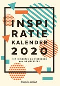 Inspiratiekalender 2020 | . (red.) |
