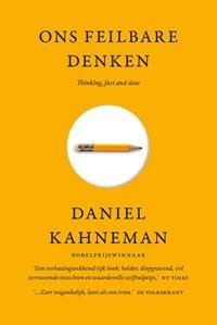 Ons feilbare denken | Daniel Kahneman |
