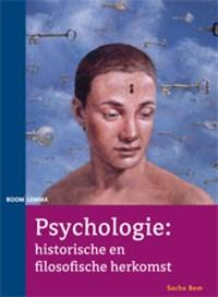 Psychologie : historische en filosofische herkomst | S. Bem |