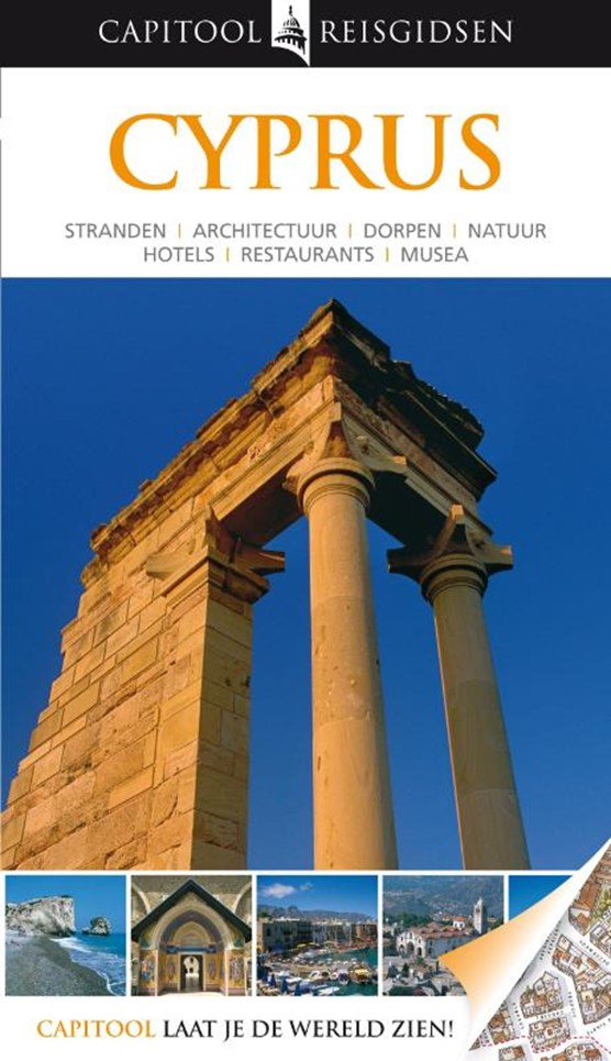 Capitool reisgidsen : Cyprus