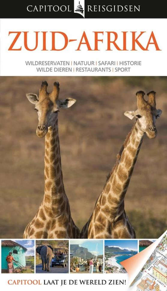 Capitool reisgidsen : Zuid Afrika