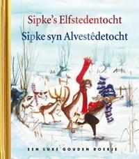 Sipke's Elfstedentocht - Sipke syn Alvestêdetocht   Lida Dijkstra  