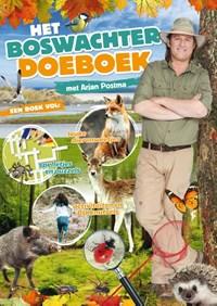 Boswachter doeboek met Arjan Postma | Arjan Postma |