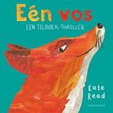Eén vos   Kate Read   9789047711797