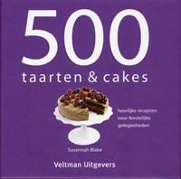 500 taarten & cakes | Susannah Blake ; TextCase |