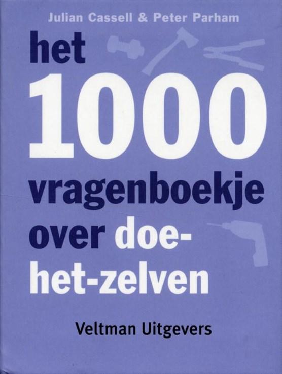 Het 1000 vragenboekje over doe-het-zelven