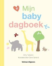 Mijn babydagboek | Amy Nebens |