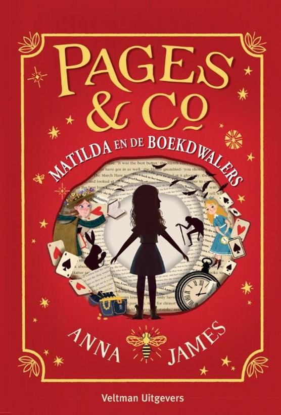 Matilda en de boekdwalers