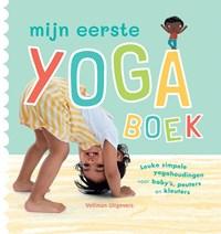 Mijn eerste yogaboek   Sally Beets  