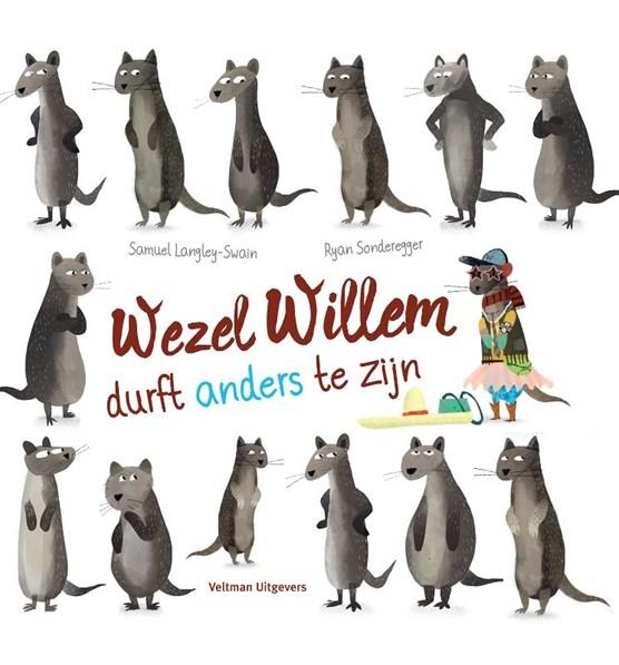 Wezel Willem durft anders te zijn