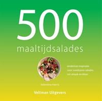 500 maaltijdsalades   Valentina Harris  