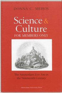 Science and Culture for Members Only   Donna Mehos  