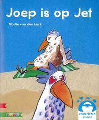Zomerlezen groep 3 Joep is op Jet (5 titels)   Nicolle van den Hurk  