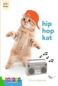 hip hop kat   Elisa van Spronsen  