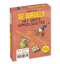 Het grote Gorgels dictee | Jochem Myjer |