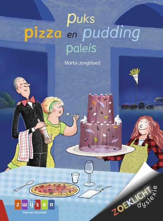 Puks pizza en pudding paleis