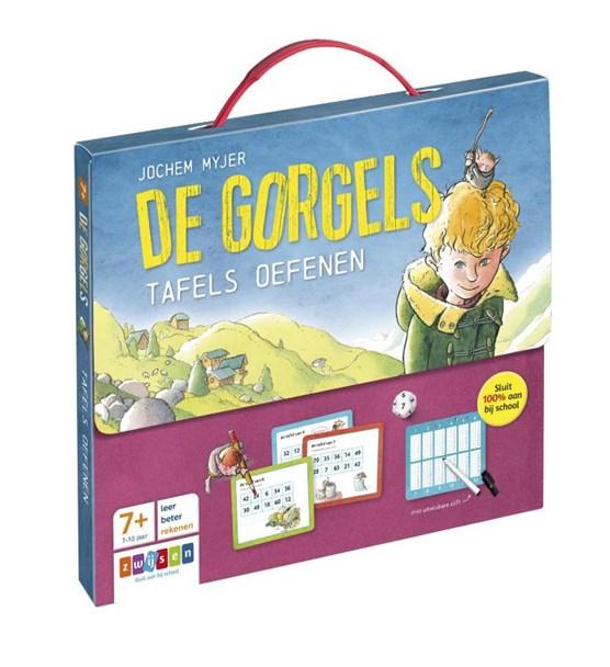 De Gorgels tafels oefenen 7-10 jaar