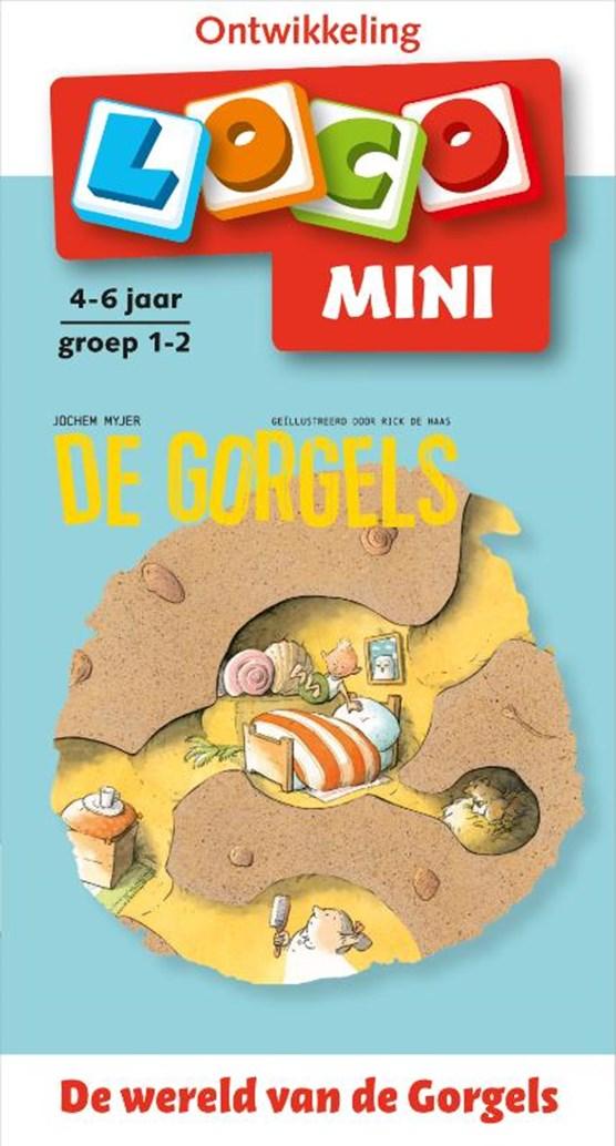 Loco mini de wereld van de Gorgels 4-6 jaar groep 1-2