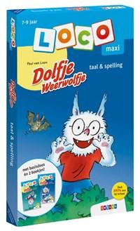 Loco maxi Dolfje Weerwolfje pakket taal & spelling | Paul van Loon |
