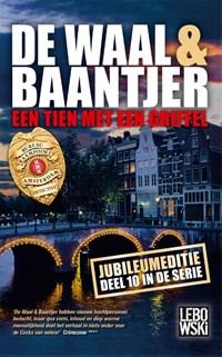 Een tien met een griffel   Simon de Waal ; Baantjer  