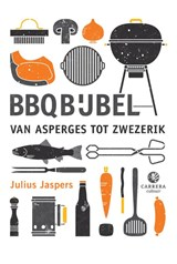 BBQBijbel   Julius Jaspers   9789048832507